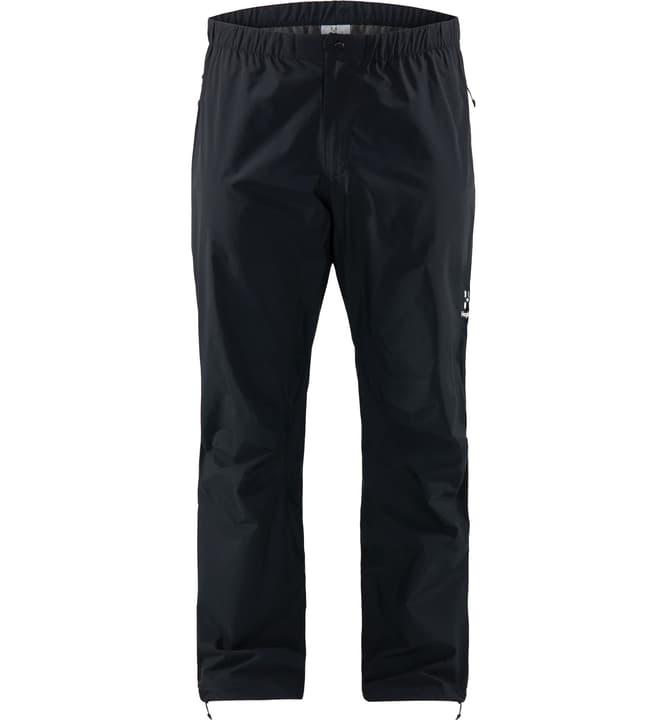 L.I.M. Pant Pantaloni da uomo Haglöfs 465764100320 Colore nero Taglie S N. figura 1