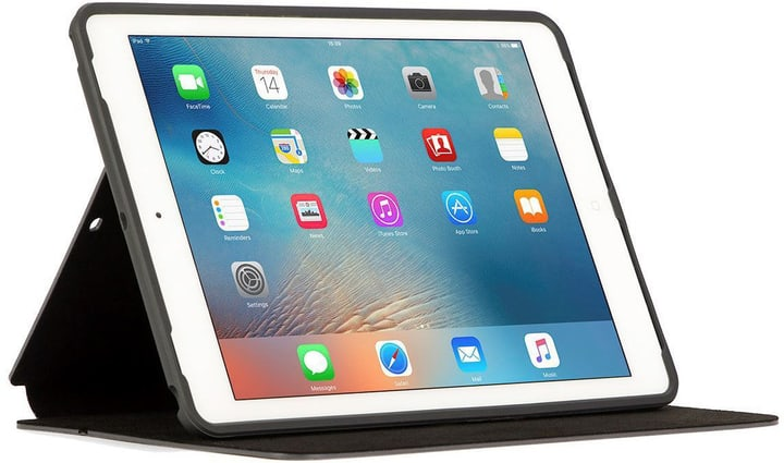 """Click-In iPad 9.7"""" Tablet-Hülle - Space Grau Targus 785300132025 Bild Nr. 1"""
