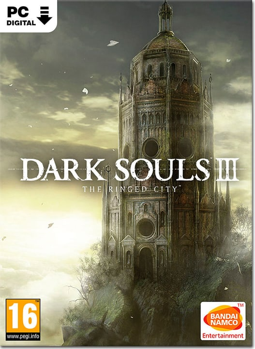 PC - Dark Souls 3: The Ringed City DLC - D/F/I Download (ESD) 785300134424 Bild Nr. 1
