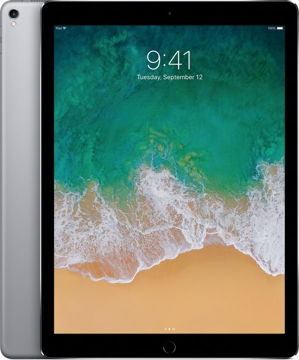iPad Pro 12 WiFi 64GB space gray Apple 798188600000 N. figura 1