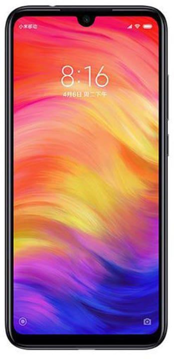 Redmi Note 7 Schwarz Smartphone xiaomi 785300142943 Bild Nr. 1