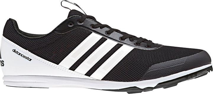 Distancestar Damen-Nagelschuh Adidas 463219439020 Farbe schwarz Grösse 39 Bild-Nr. 1