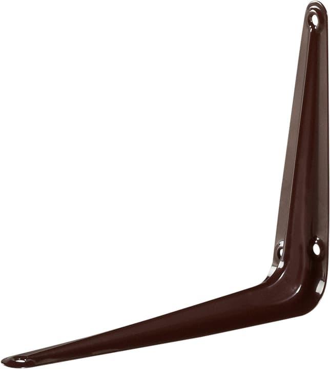 Mensola Latta 606057100000 Colore Marrone Taglio 125 x 150 mm N. figura 1