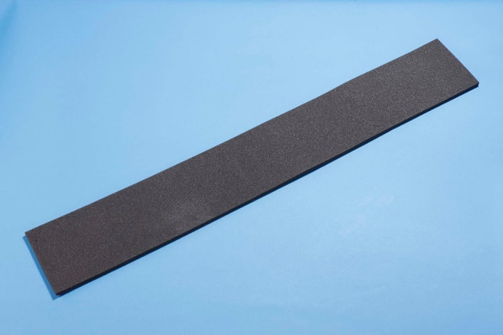 Schiuma protettiva universale 15 x 100 cm Targa di sicurezza MOTTEZ 620276000000 N. figura 1