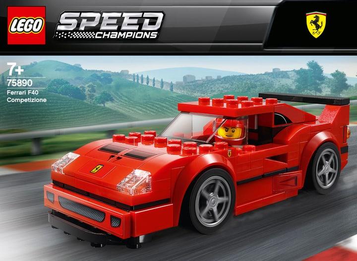 LEGO 75890 Ferrari F40 748713100000 N. figura 1