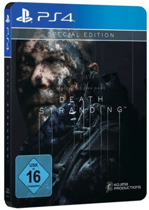 PS4 - Death Stranding - Special Edition Box 785300145287 Photo no. 1