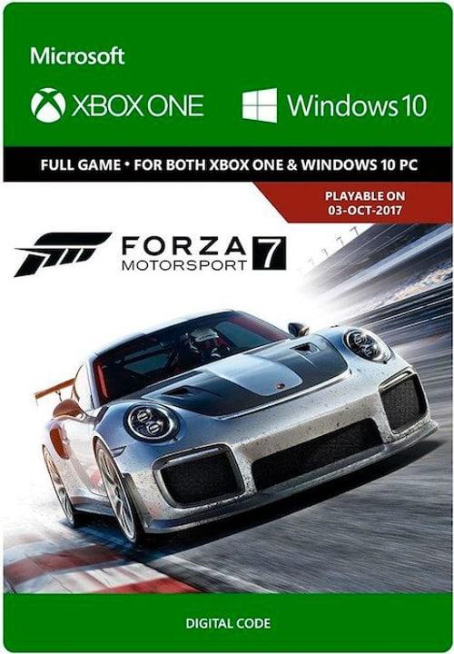 Xbox One - Forza Motorsport 7: Standard Edition Download (ESD) 785300136826 Photo no. 1