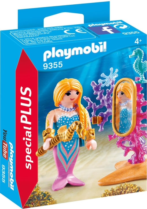 Playmobil Sirène 746094400000 Photo no. 1