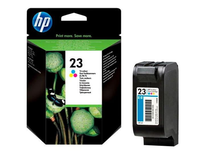 C1823DE Nr. 23 tricolor Tintenpatrone HP 797421400000 Bild Nr. 1