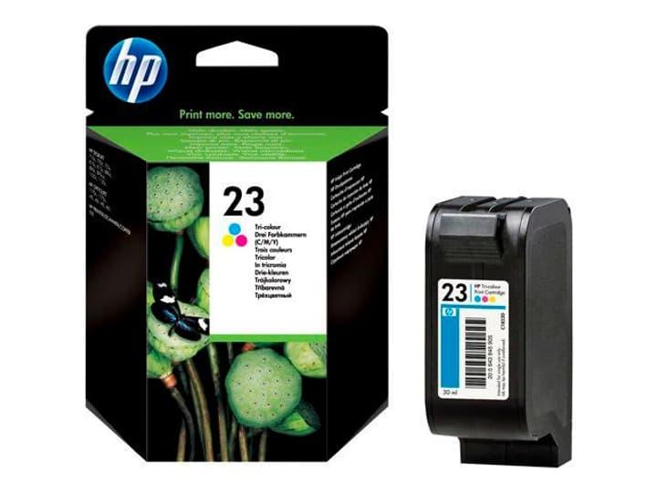 C1823DE cartuccia d'inchiostro  nr. 23 tricolor Cartuccia d'inchiostro HP 797421400000 N. figura 1