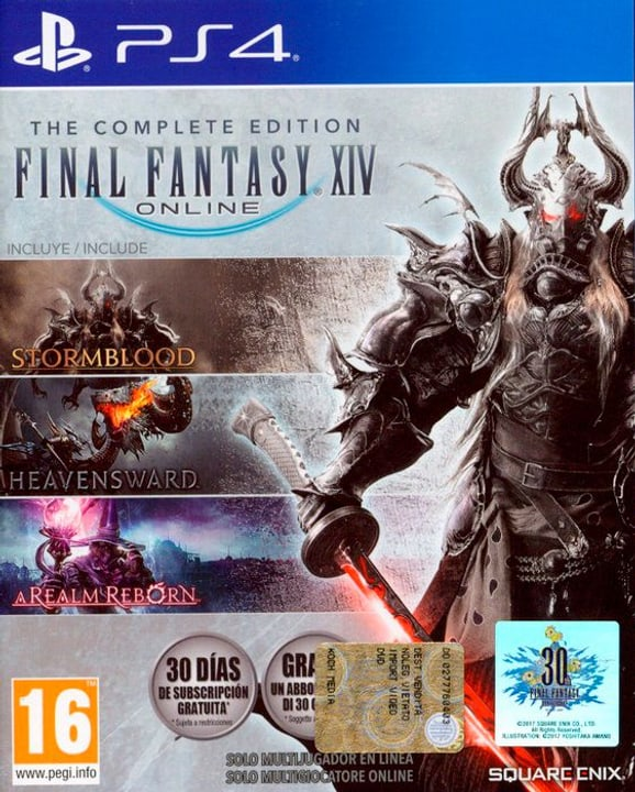PS4 - Final Fantasy XIV - Complete Edition I 785300122352 Photo no. 1