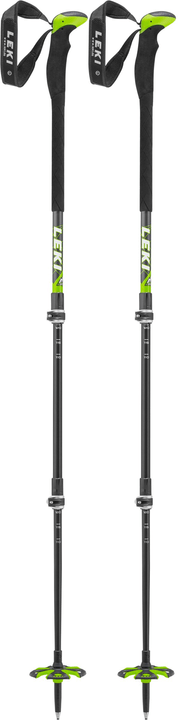 Aergon 3 Speed Lock Bâtons pour les tours à skis Leki 491287400000 Photo no. 1