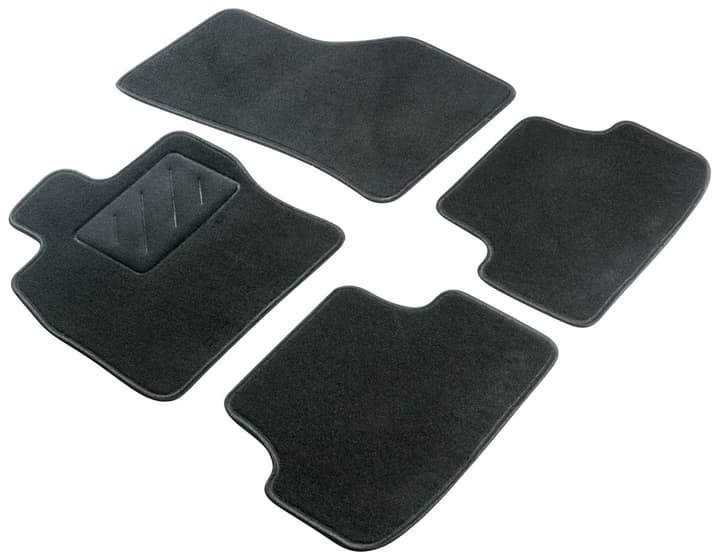 Set de tapis de voiture standard OPEL Tapis de voiture WALSER 620313600000 Photo no. 1