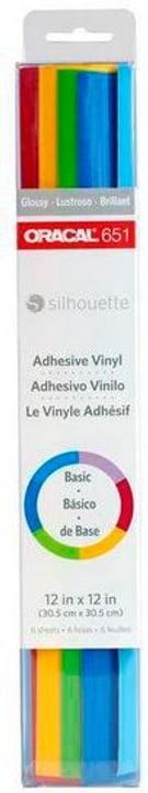 Vinylfolie Oracal 651 Silhouette 785300151374 Photo no. 1