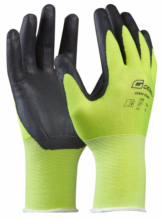 Gebol Gants Senso Touch No. 10 601306600000 Taille No. 10 / XL Photo no. 1