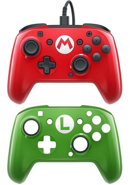 Faceoff Deluxe Controller Mario Pdp 785531300000 Photo no. 1