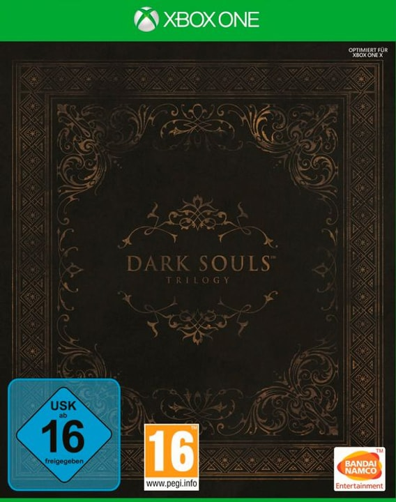 Xbox One - Dark Souls Trilogy Box 785300141528 Bild Nr. 1
