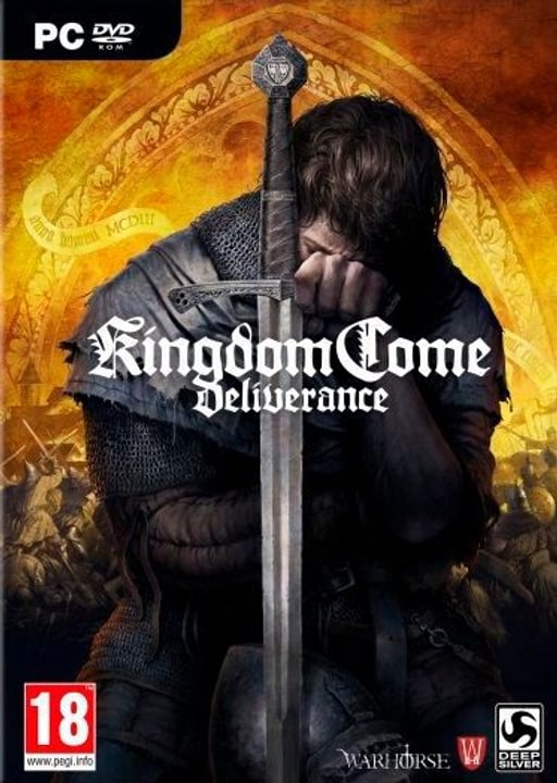 PC - Kingdom Come Deliverance Day One Edition [DVD] (D) Fisico (Box) 785300131607 N. figura 1