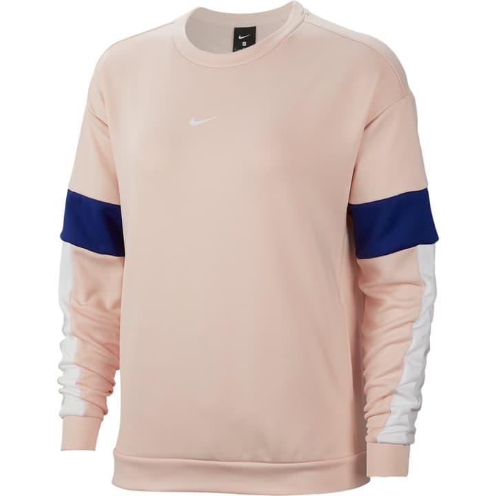 Therma Top Damen-Pullover Nike 464994400339 Farbe altrosa Grösse S Bild-Nr. 1