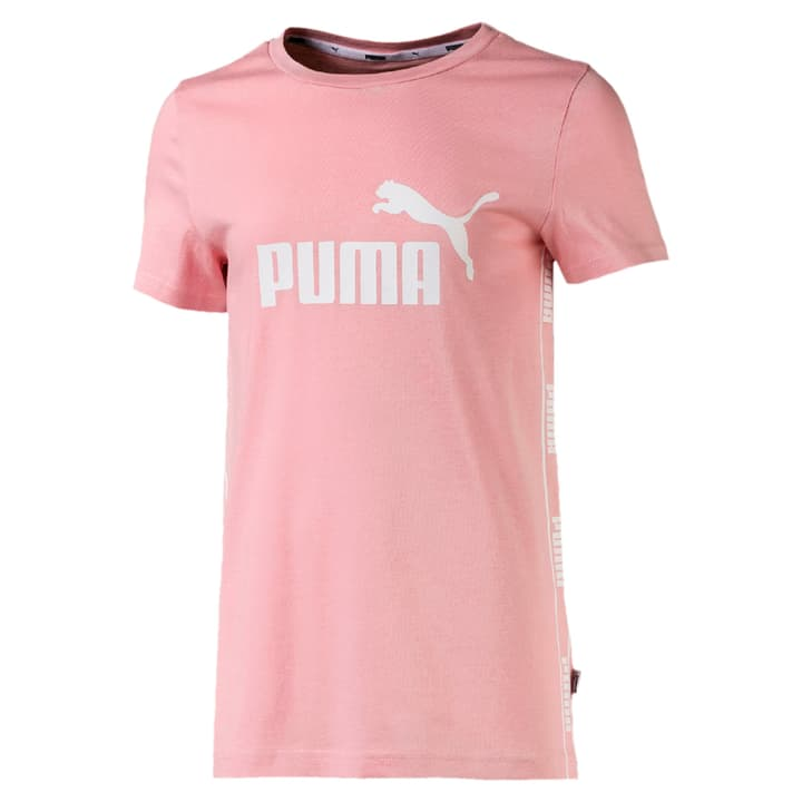 Amplified Tee G Maillot pour fille Puma 466934712838 Couleur rose Taille 128 Photo no. 1