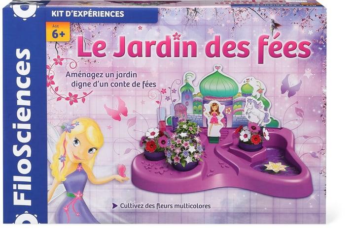 Le Jardin des Fées (F) 748622790100 Lengua Francese N. figura 1