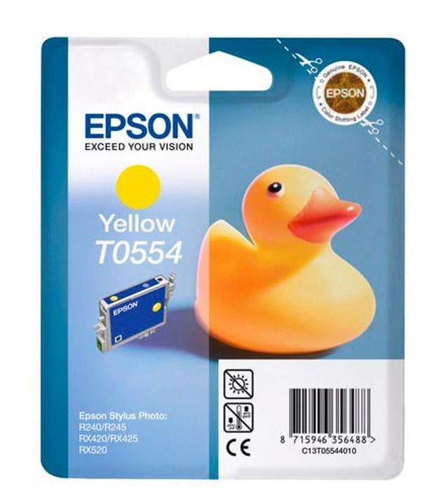 T0554 cartouche d'encre jaune Epson 785300124955 Photo no. 1