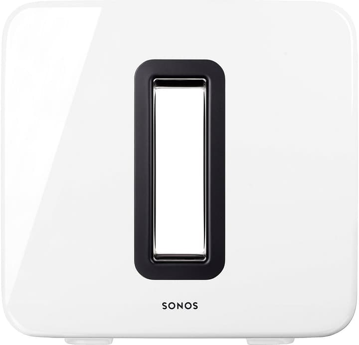 Sub - Blanc Subwoofer Sonos 770529300000 Photo no. 1