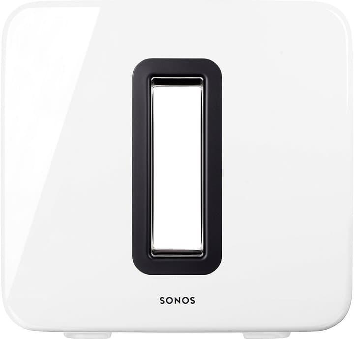 Sub - Weiss Subwoofer Sonos 770529300000 Bild Nr. 1