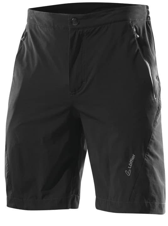 Comfort Pantaloncino da bici da uomo Löffler 461307205020 Colore nero Taglie 50 N. figura 1