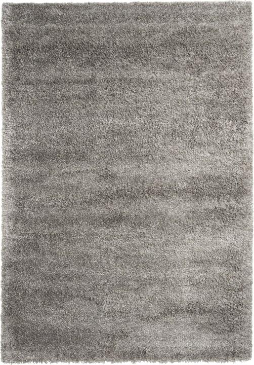 CONGA Teppich 412013112001 Farbe silber Grösse B: 120.0 cm x T: 170.0 cm Bild Nr. 1