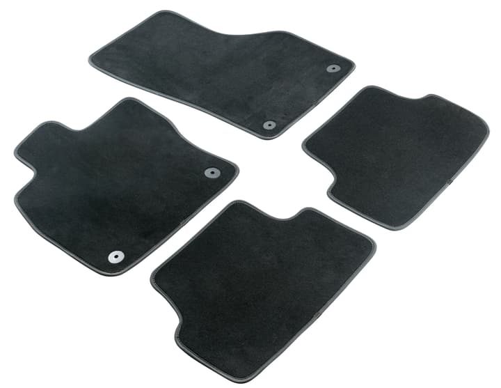 Set di tappetini per auto Premium Mercedes S6446 620351000000 N. figura 1