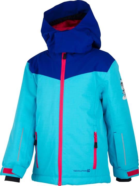 Veste de ski pour fille Trevolution 472354611641 Couleur bleu claire Taille 116 Photo no. 1
