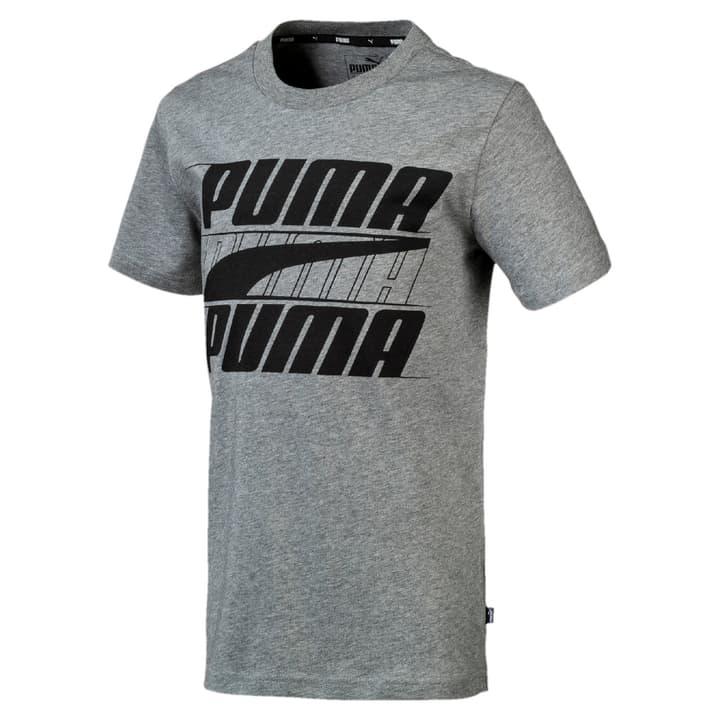 Rebel Bold Tee B Knaben-T-Shirt Puma 466908412880 Farbe grau Grösse 128 Bild-Nr. 1