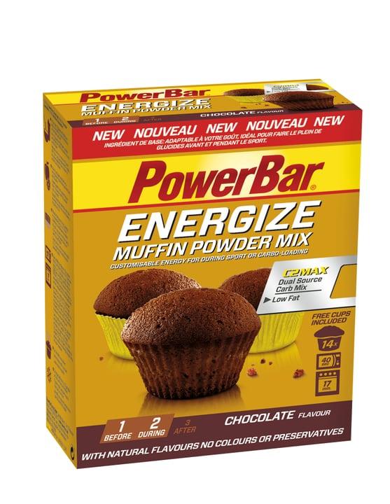 Muffin mélange à base de blé et d'avoine Powerbar 463002103600 Gusto Cioccolata N. figura 1