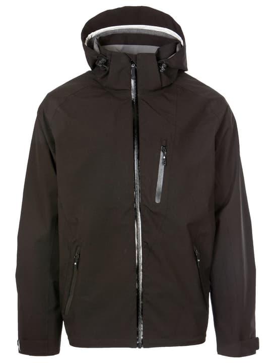 Norwin Veste de pluie pour homme Rukka 498428200520 Couleur noir Taille L Photo no. 1