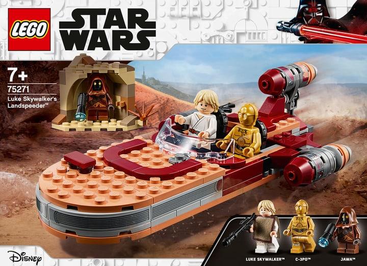 LEGO 75271 Luke Skywalkers Landspeeder 748730600000 Bild Nr. 1
