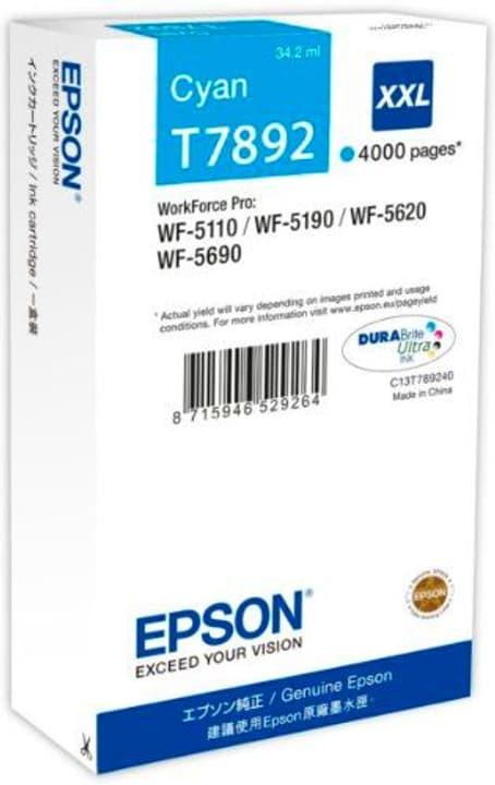 T789240 cyan Cartuccia d'inchiostro Epson 795849300000 N. figura 1