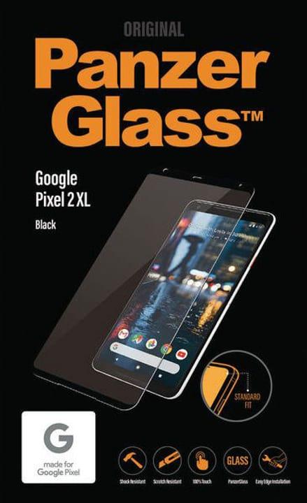 Flat Glass clear Google Pixel 2 XL - schwarz Schutzfolie Panzerglass 785300134555 Bild Nr. 1