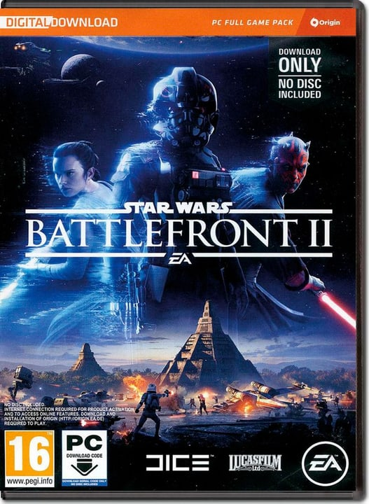 PC - Star Wars: Battlefront II Box 785300130011 Photo no. 1