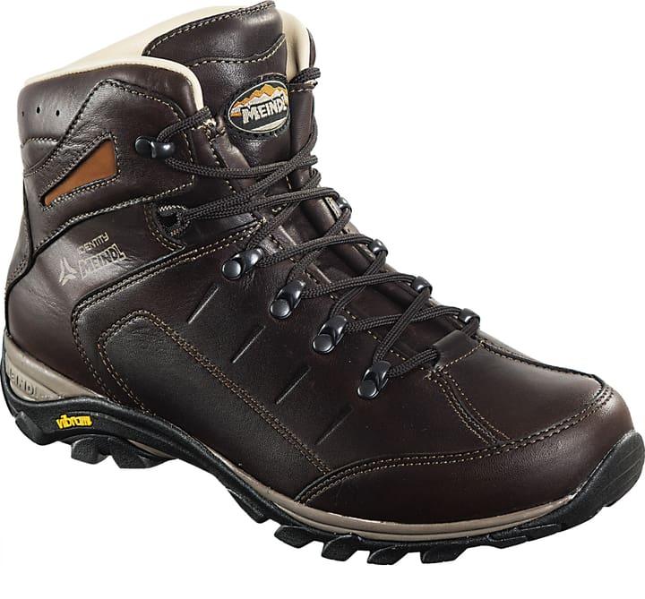 Bergamo Identity Chaussures de randonnée pour femme Meindl 460821537070 Couleur brun Taille 37 Photo no. 1