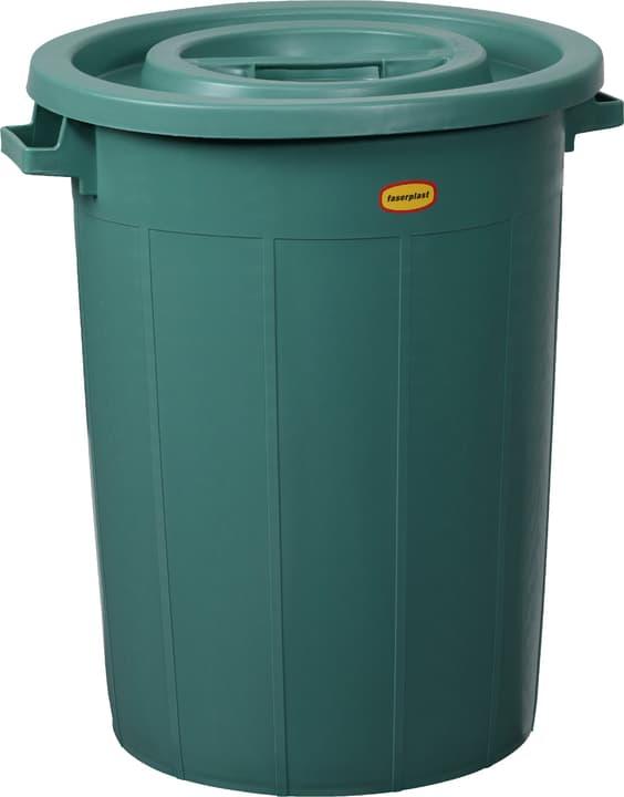 Pattumiera 631107200000 Colore Verde Taglio Litri 50.0 x B: 490.0 mm x H: 410.0 mm N. figura 1