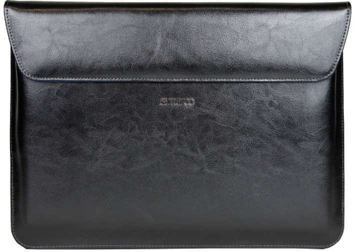 Marbled Leder-Tasche black for Surface Book maroo 785300137209 Photo no. 1