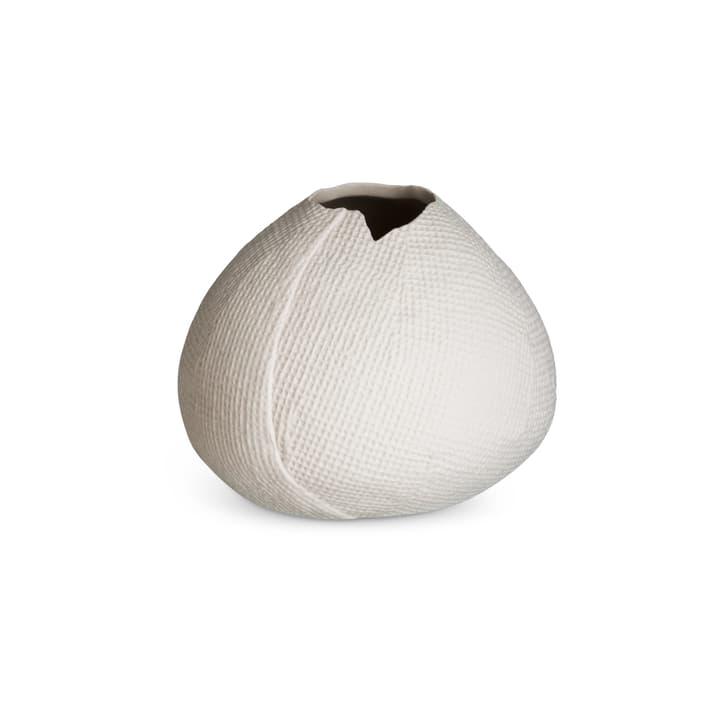 BETTA vase 396115000000 Dimensions L: 15.0 cm x P: 15.0 cm x H: 12.0 cm Couleur Ivoire Photo no. 1