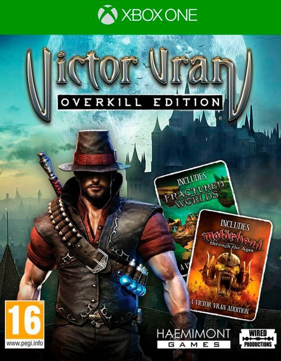 Xbox One - Victor Vran Overkill Edition Physique (Box) 785300122351 Photo no. 1