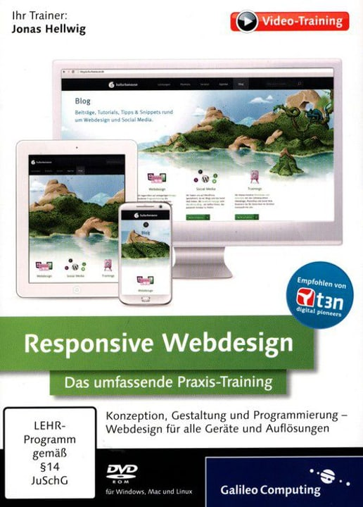 PC / MAC Responsive Webdesign Fisico (Box) 785300121817 N. figura 1