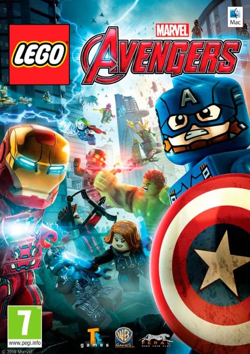 Mac - LEGO Marvels Avengers Download (ESD) 785300134106 Photo no. 1