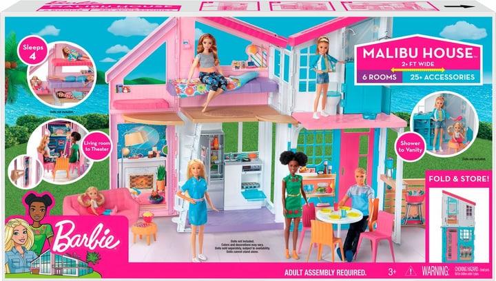 Barbie Malibu House 746582200000 Photo no. 1