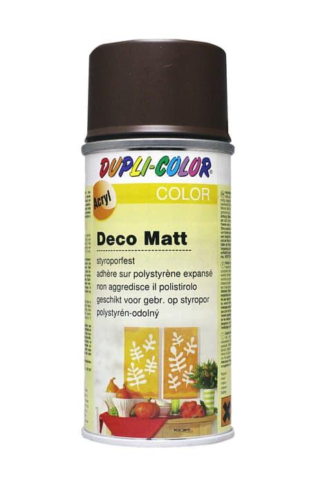 Vernice spray deco opaco Dupli-Color 664810024001 Colore Marrone noce N. figura 1