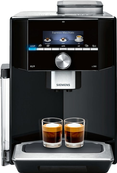 EQ.9 s300 Macchine per caffè completamente automatiche Siemens 785300134853 N. figura 1