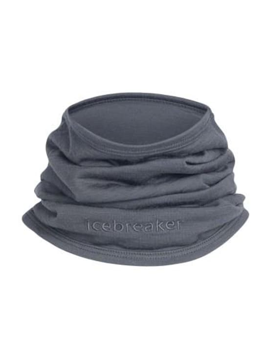 Flexi Chute Sciarpa tubolare unisex Icebreaker 477049299981 Colore grigio chiaro Taglie one size N. figura 1